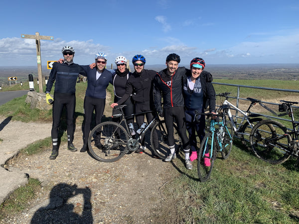 cycling in groups return?