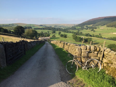 Yorkshire Cycling routes