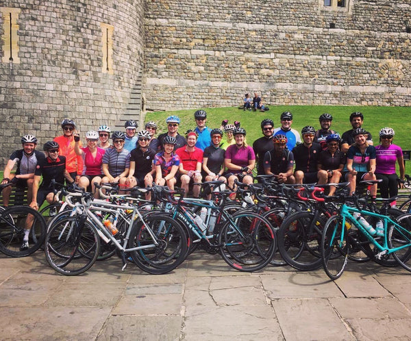 Ride London training rides 2018