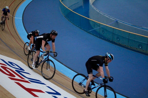 Beginners Track session at Olympic Velodrome