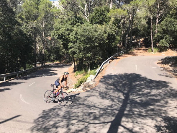 best cycling climbs in Majorca