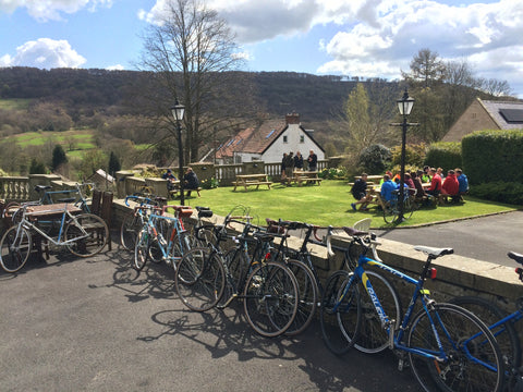 Cycling trips in the Peak District
