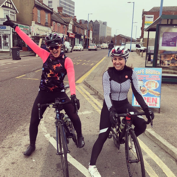 London cycling group for beginners