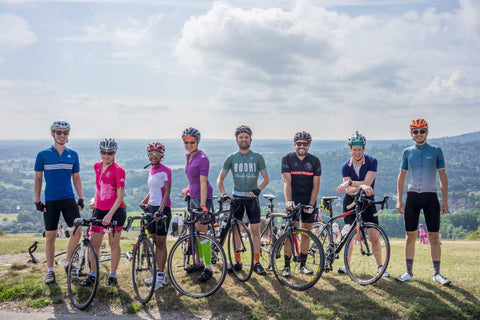 Join a fun and friendly cycling group in London