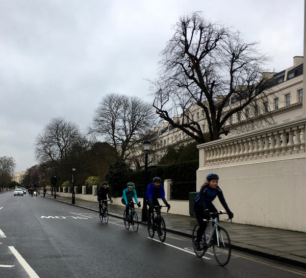 London group ride
