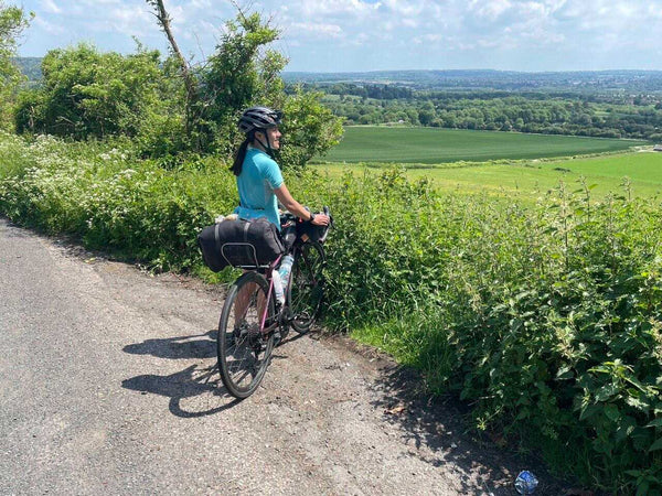 How to start cycle touring
