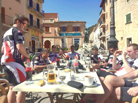 Spanish cycling tours
