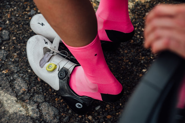 best cycling socks for summer