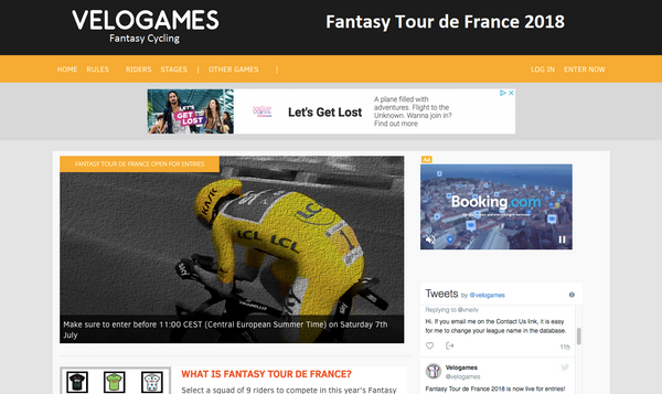 velogames fantasy cycling