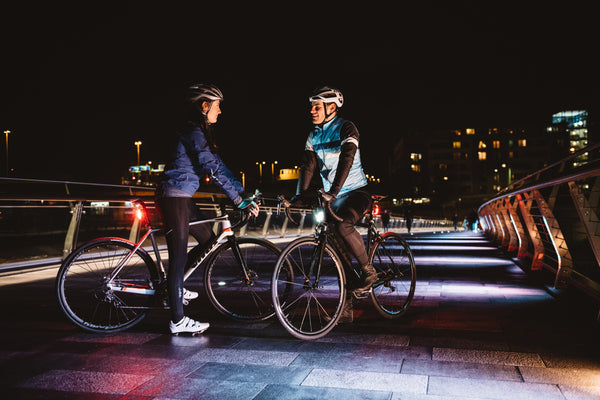 Best bike lights for London commuting