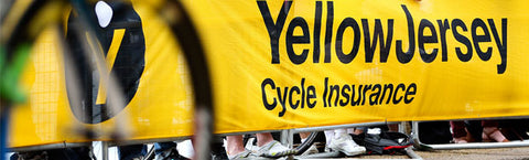 Cycling Holiday Insurance with Yellow Jersey