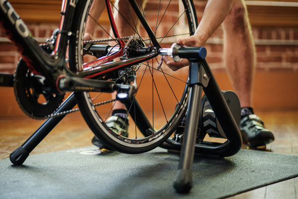 What is a smart turbo trainer