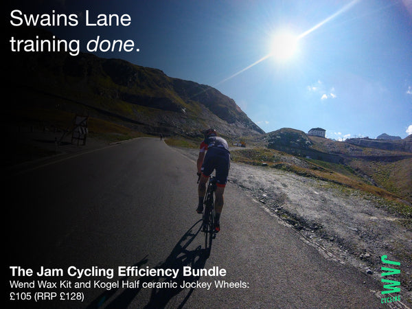 tips for cycling uphill