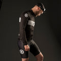 Dirty Wknd Maglia Nera Long Sleeve Club Jersey - Mens