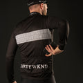 Dirty Wknd Maglia Nera Long Sleeve Racer Jersey - Mens - Dirty Wknd