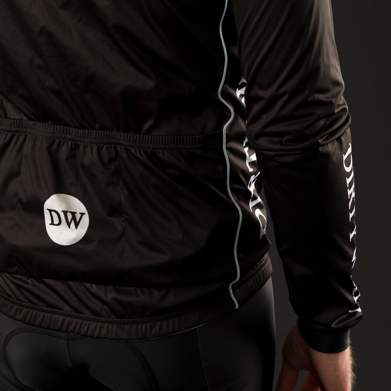 Dirty Wknd Maglia Nera Wind Jacket - Womens - Dirty Wknd