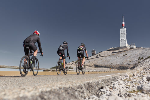 Haute Route Ventoux: 5th - 7th Oct 2018 - Dirty Wknd