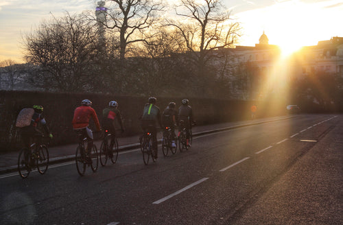 Regent's Park Breakfast Club Laps: Tues 7am-8am