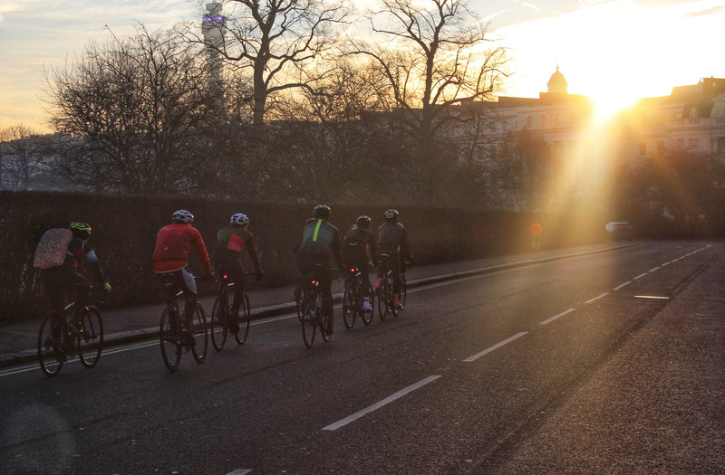 Regent's Park Breakfast Club Laps: Tues 7am-8am - Dirty Wknd