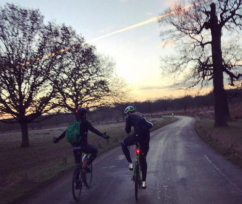 Richmond Park Laps Club: Weds 7:30am - 8:30am - Dirty Wknd