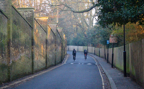 Swains Lane Hill Reps: Friday 7-8am - Dirty Wknd