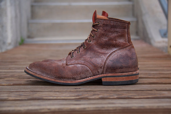 Mohawk, Cf Stead, Truman Boot Co