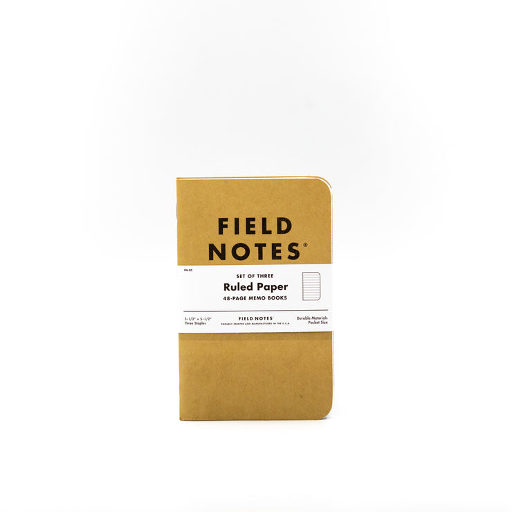 Field Notes: Original Kraft