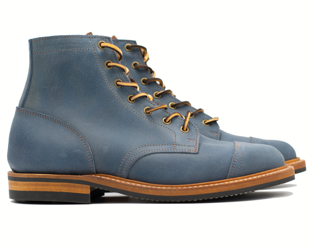 China Blue Waxy Commander | 270 Storm Welt