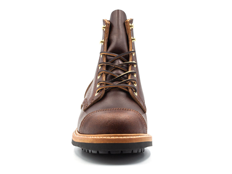 Chestnut Waxed Flesh | 79 Last