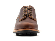 Chestnut Waxed Flesh Derby | C-55 Last