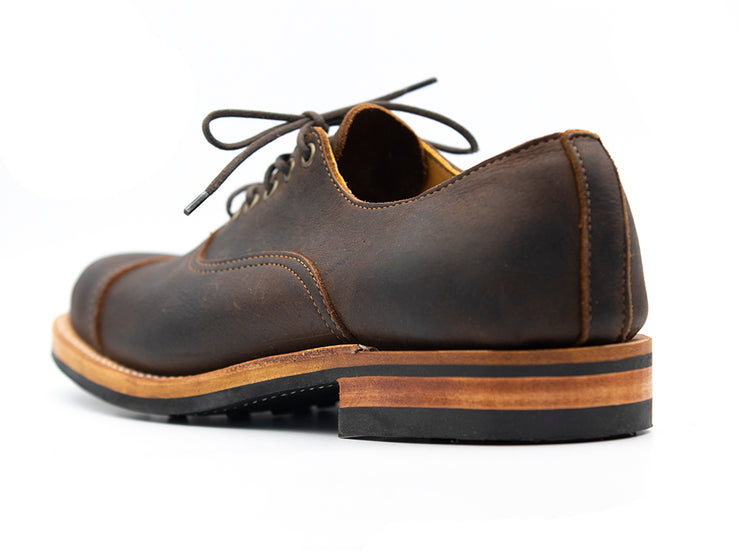 Ready to Ship: Snuff Kudu Oxford 10D