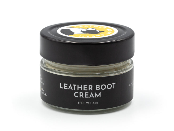Leather Boot Cream