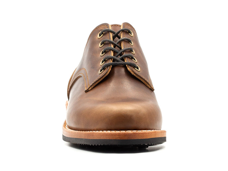 New England Snuff Regency Calf Derby | C-55 Last