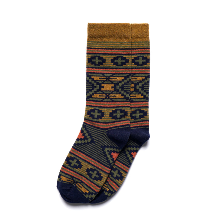 Southwest Diamond Socks