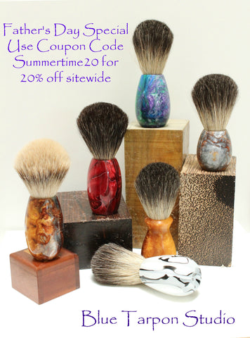 shaving brush, Father's Day