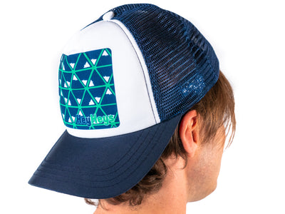 Mountain Mints Trucker
