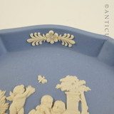 Wedgwood Pin Dish, Cherubs.