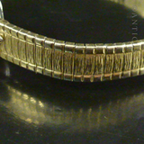 Bulova Ladies' Watch with Diamonds.