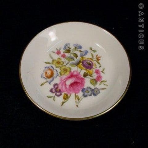 Royal Worcester Pin Dish.