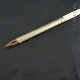 Dip Pen, Carved Mother of Pearl Handle.