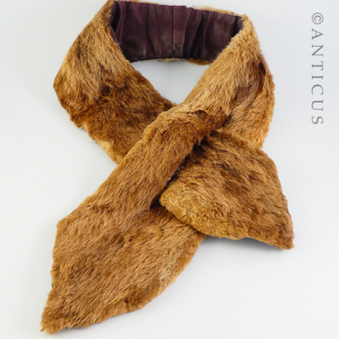 Vintage Fur Collar or Scarf.
