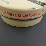 Rare Vintage Cold Cream Tin, New Zealand Company.