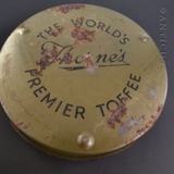 Vintage Thorn's Pemier Toffees Tin.