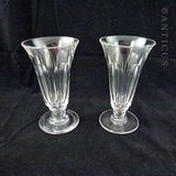 Pair of Georgian Jelly Glasses.