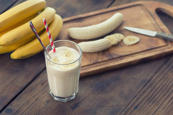Banana and Vanilla Smoothie
