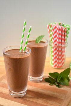 Choc-Mint Smoothie