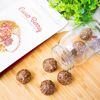 Cacao Berry Snack Balls