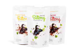 Biltong Pack (8 mixed flavours)