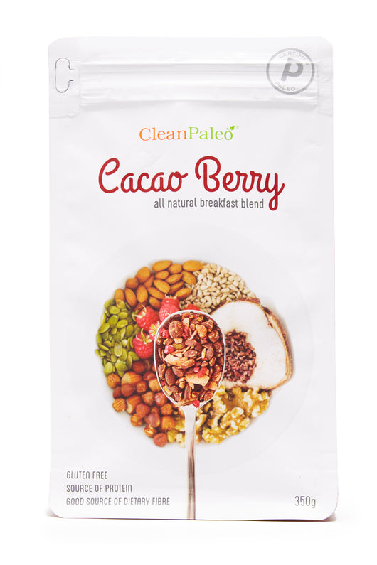Cacao Berry Cereal