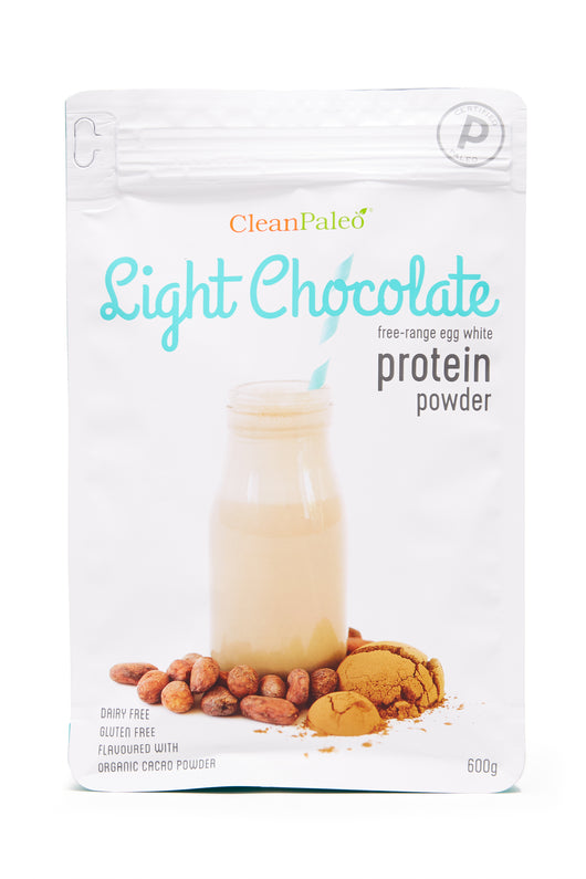 Light Chocolate Protein Powder 600g